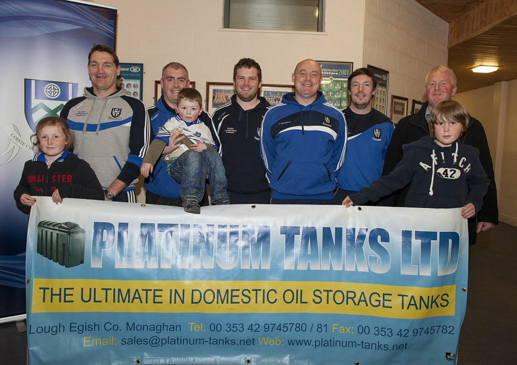 Launch of Monaghan Coaching Conference 2013 | CLG Mhuineacháin