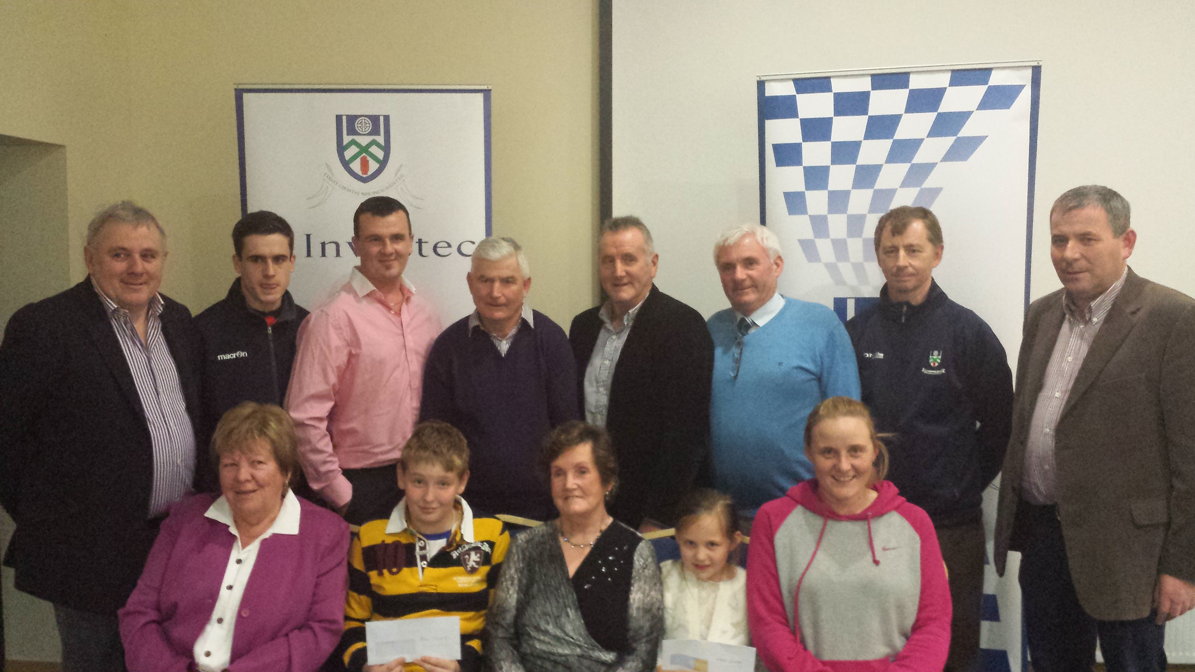 Club Monaghan 2013 Half Time Draw Presentation
