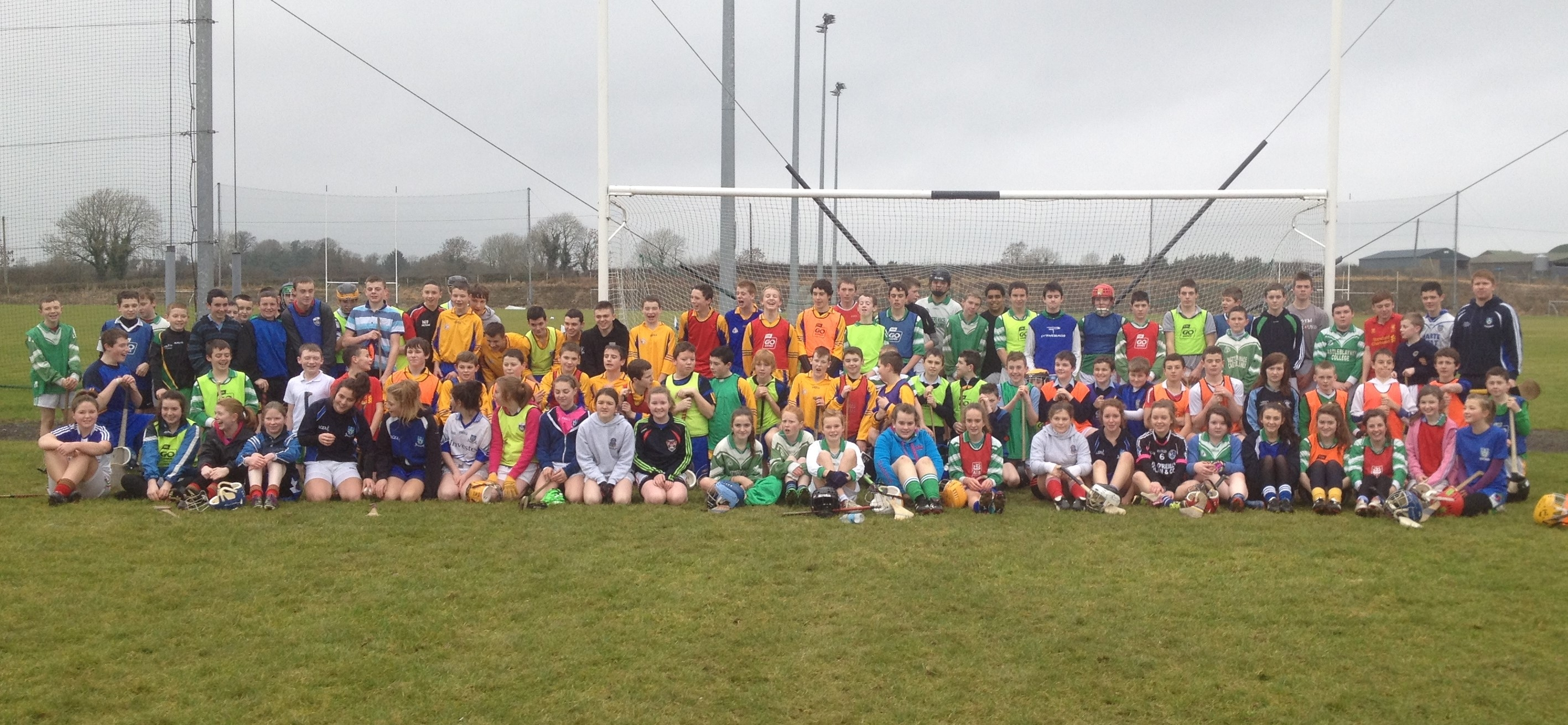 Secondary School Hurling Coaching/Blitz Day