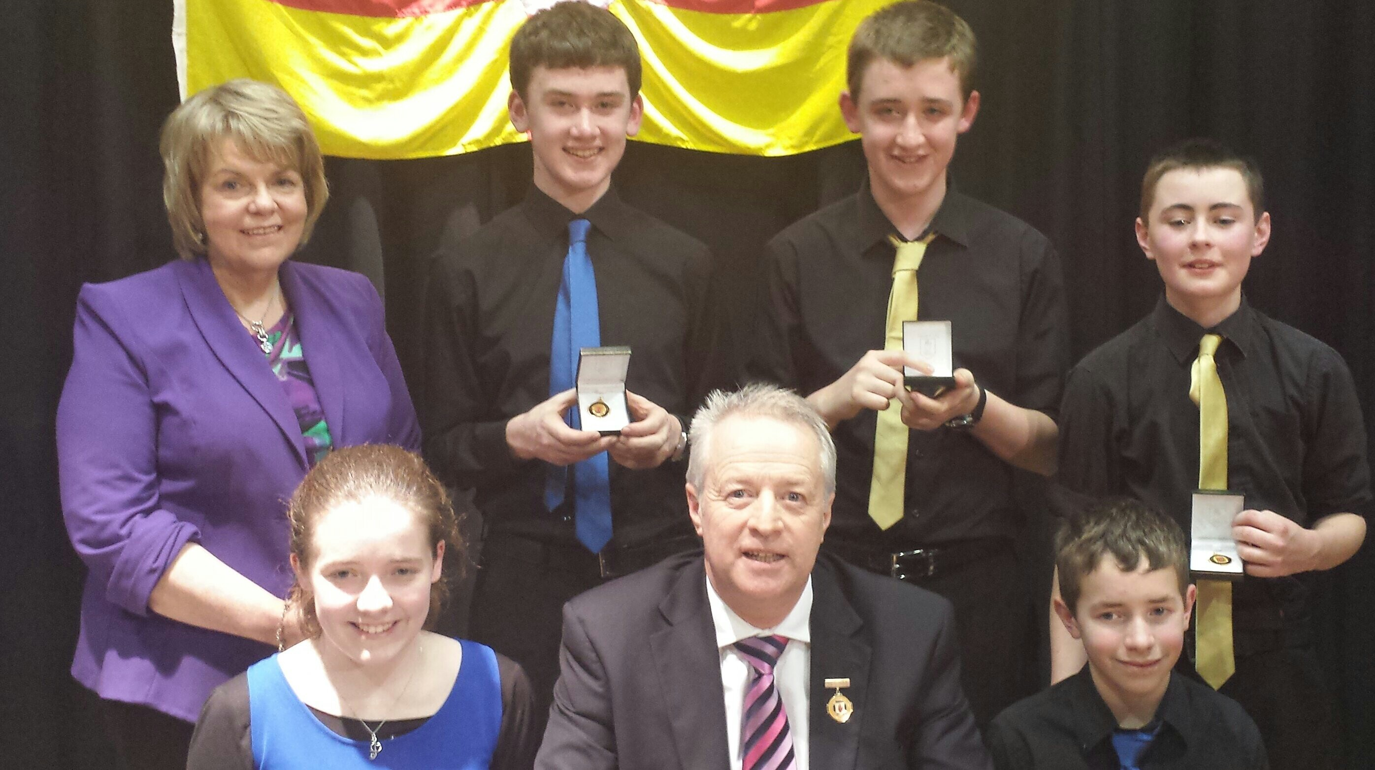 Gaelic Life Scór na nÓg Ulster Final Success