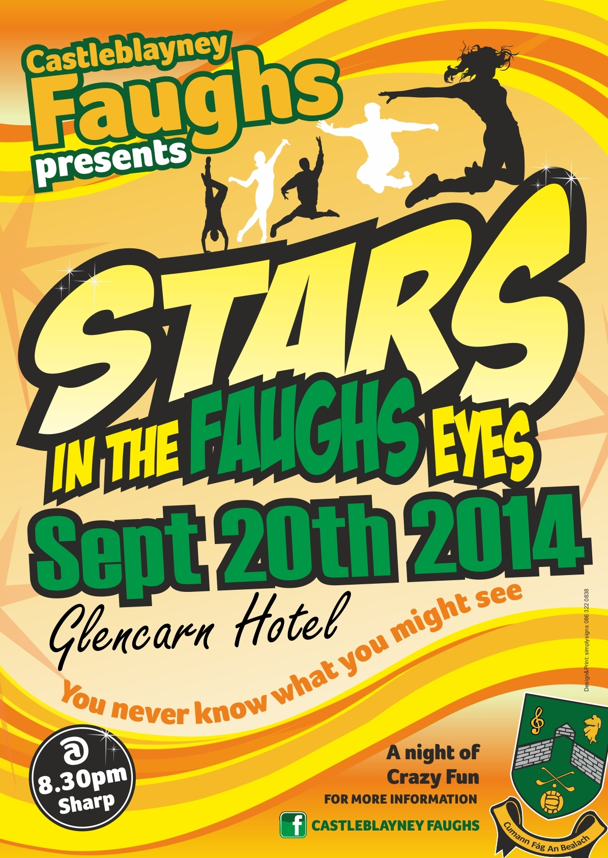 Stars in the Faughs Eyes