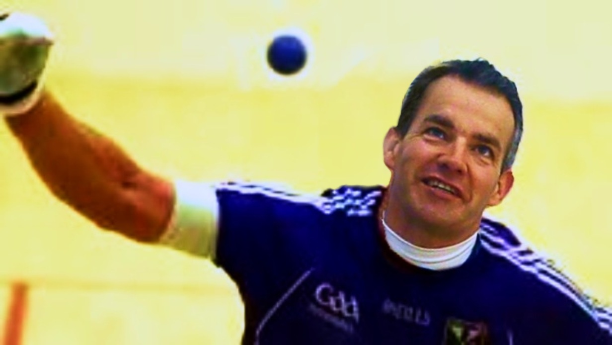 Paul Cassidy Golden Masters B Singles – All Ireland Champion