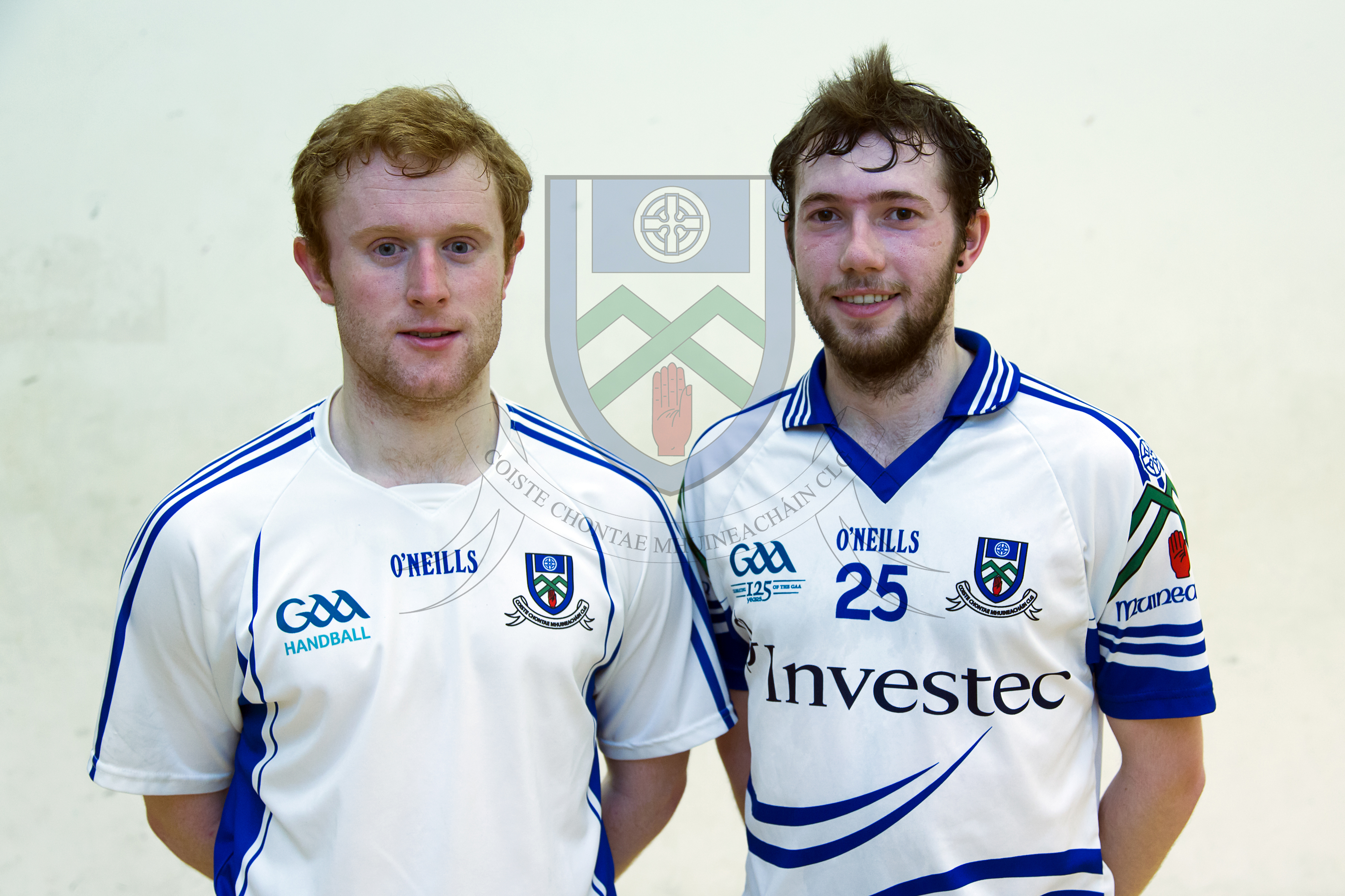 Ulster Handball Success for Monaghan Star Duo