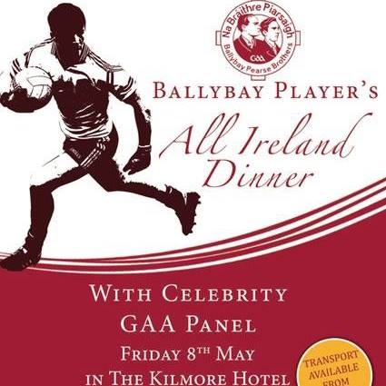 Ballybay Pearse Brothers – All Ireland Preview Night