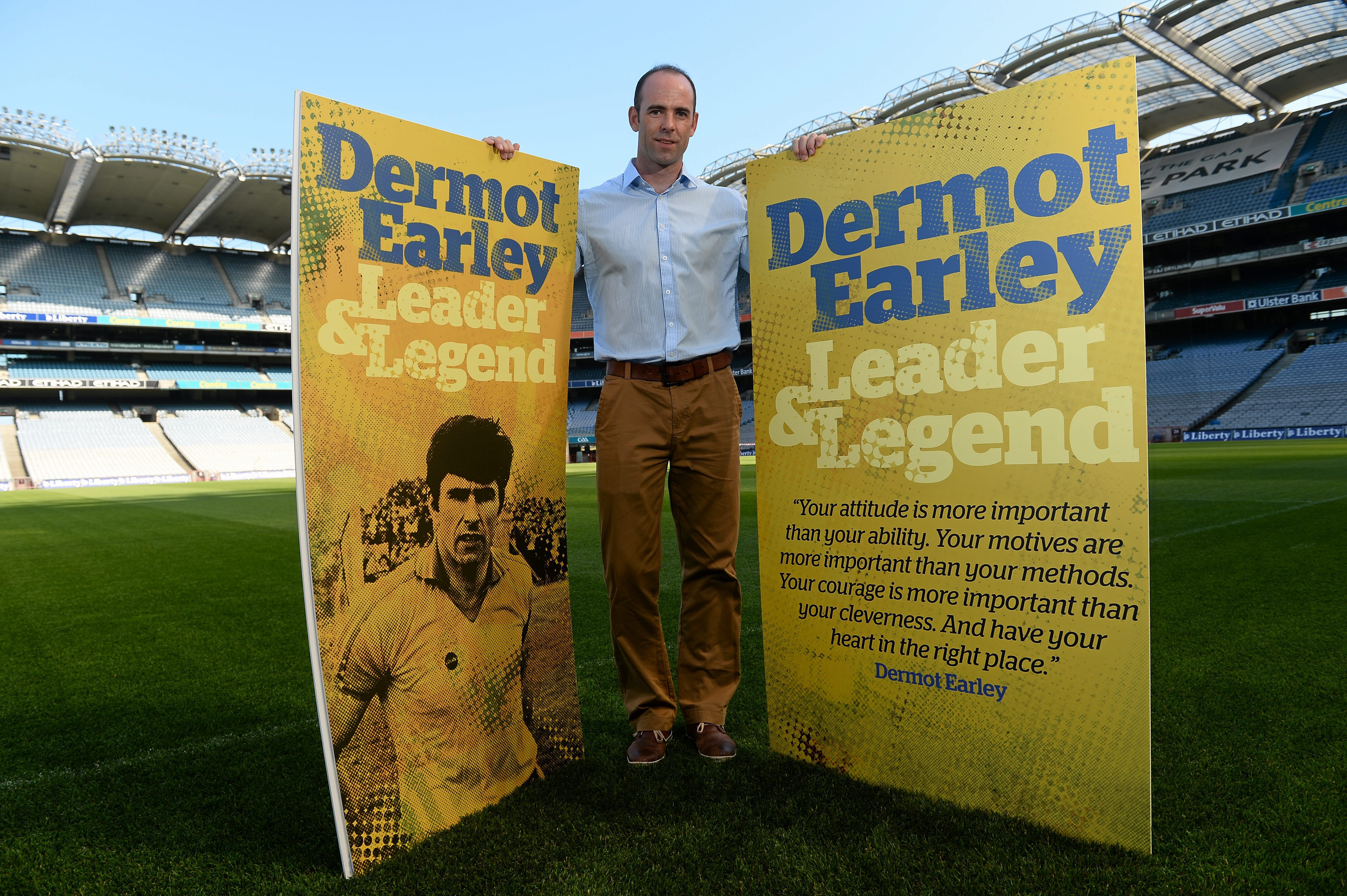Dermot Earley Youth Leadership Initiative continues to inspire next generation