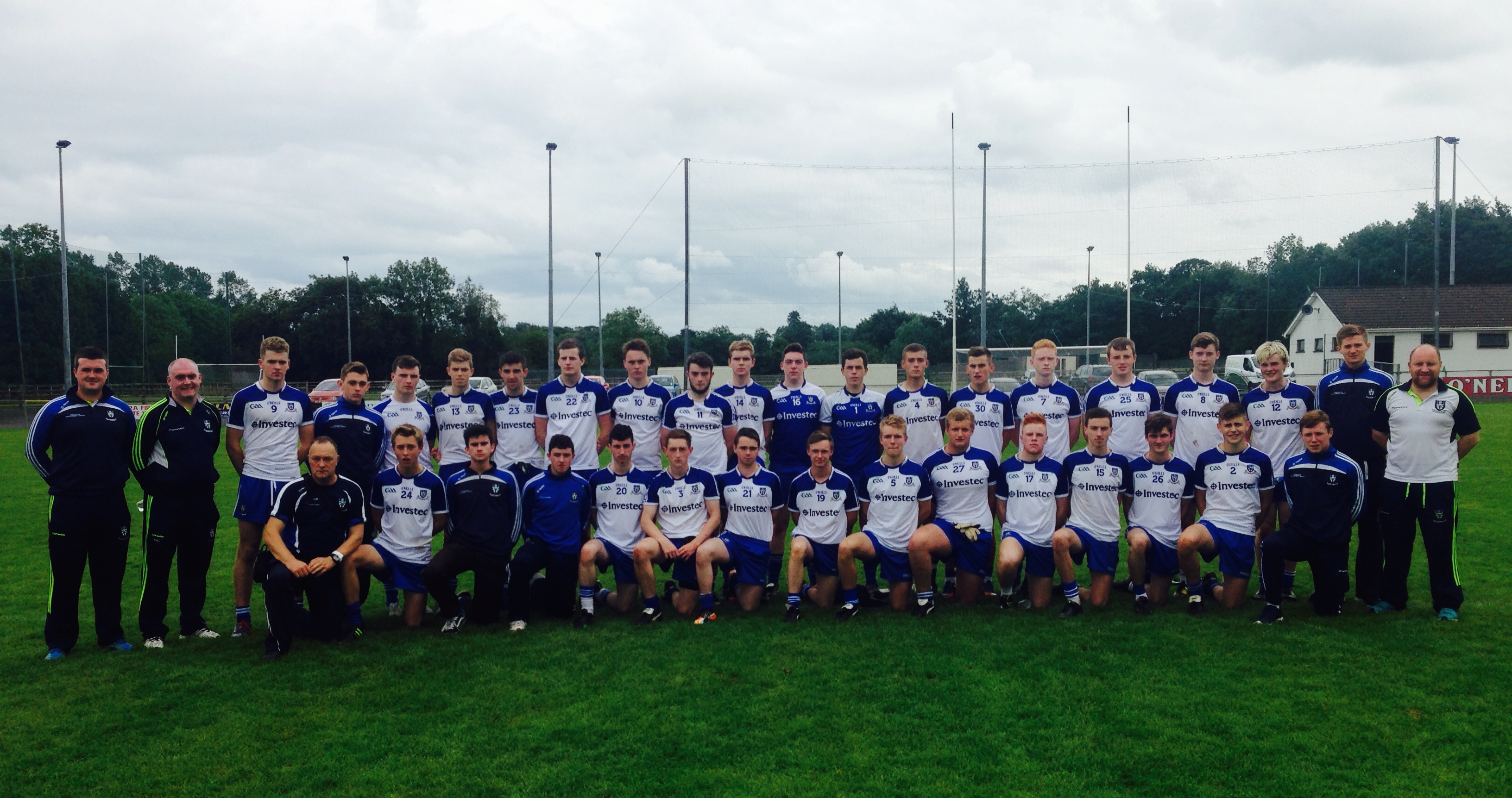 Monaghan U17's beaten in Ulster Final