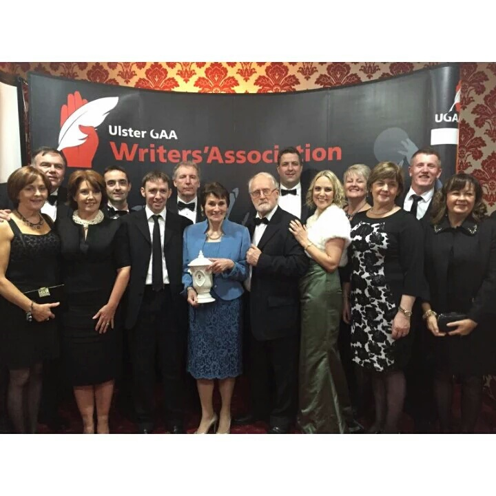 Mc Manus, O' Rourke & Scotstown win Ulster GAA Writers Awards