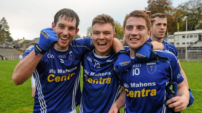 Scotstown Begin Their Defence With A Win