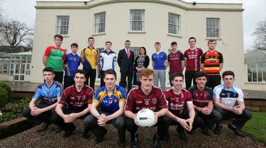 Ulster Colleges Future Stars and All Stars