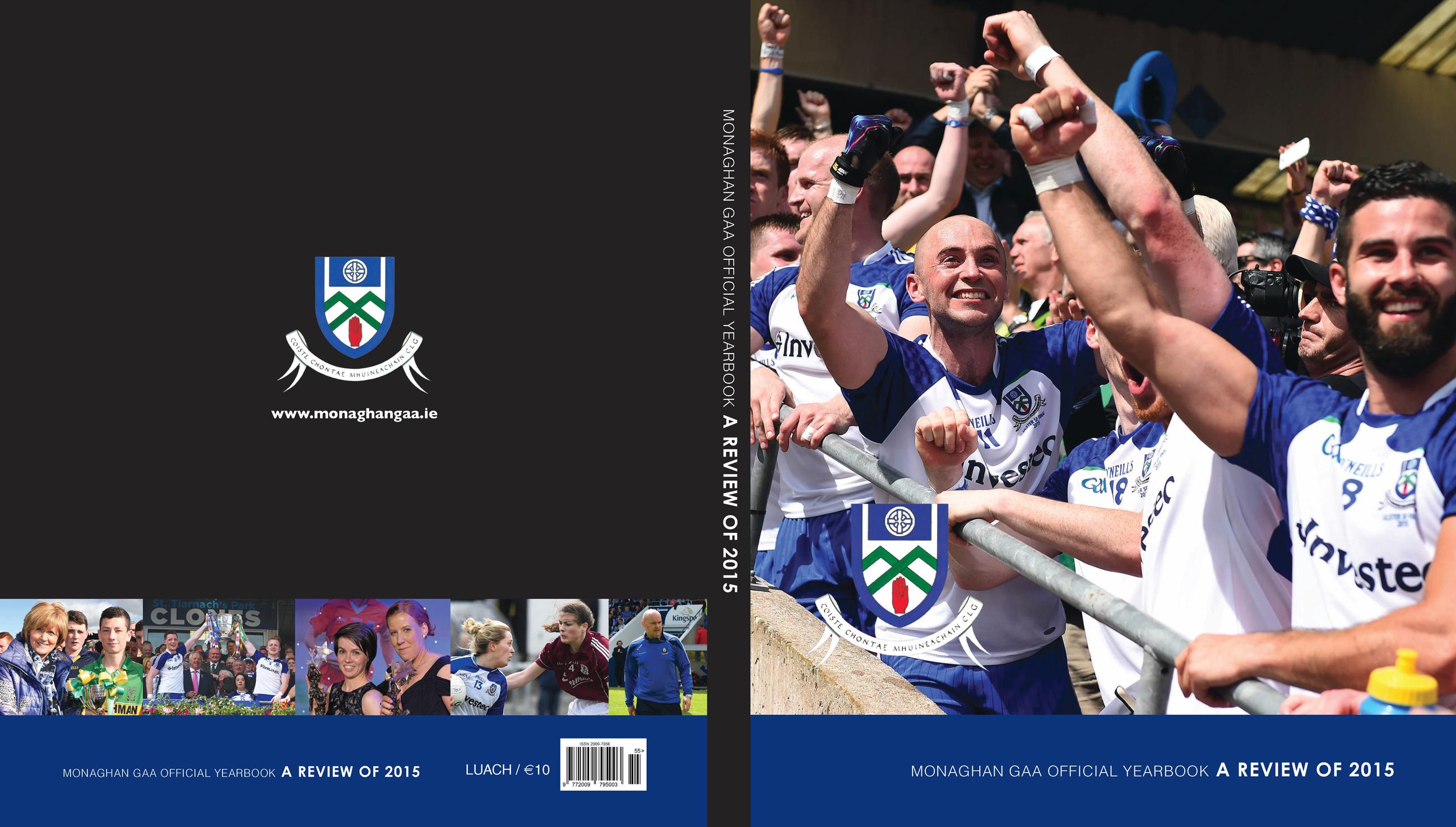 Monaghan GAA Yearbook 2015