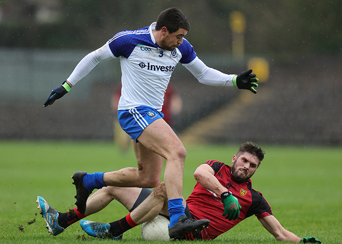 Monaghan hold off Down for second win