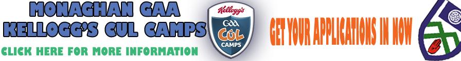 Kelloggs Cul Camp Banner