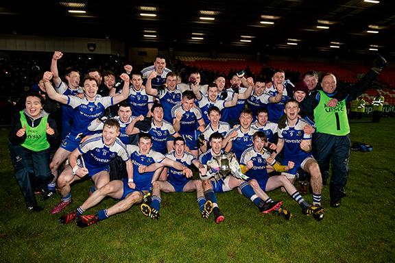Monaghan win Ulster U-21 title
