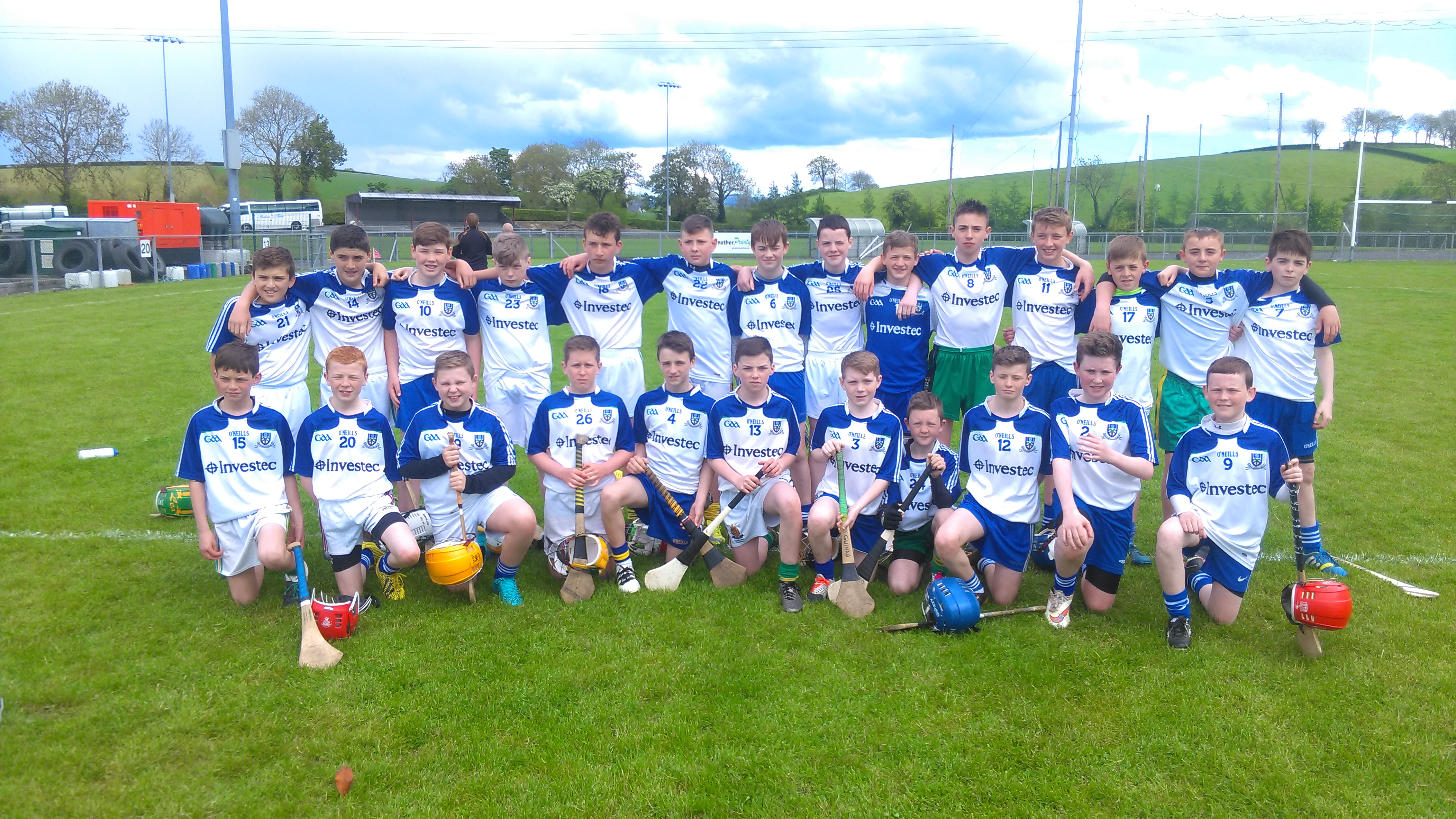 Clg mhuineach in the official monaghan gaa website for Upullandpay