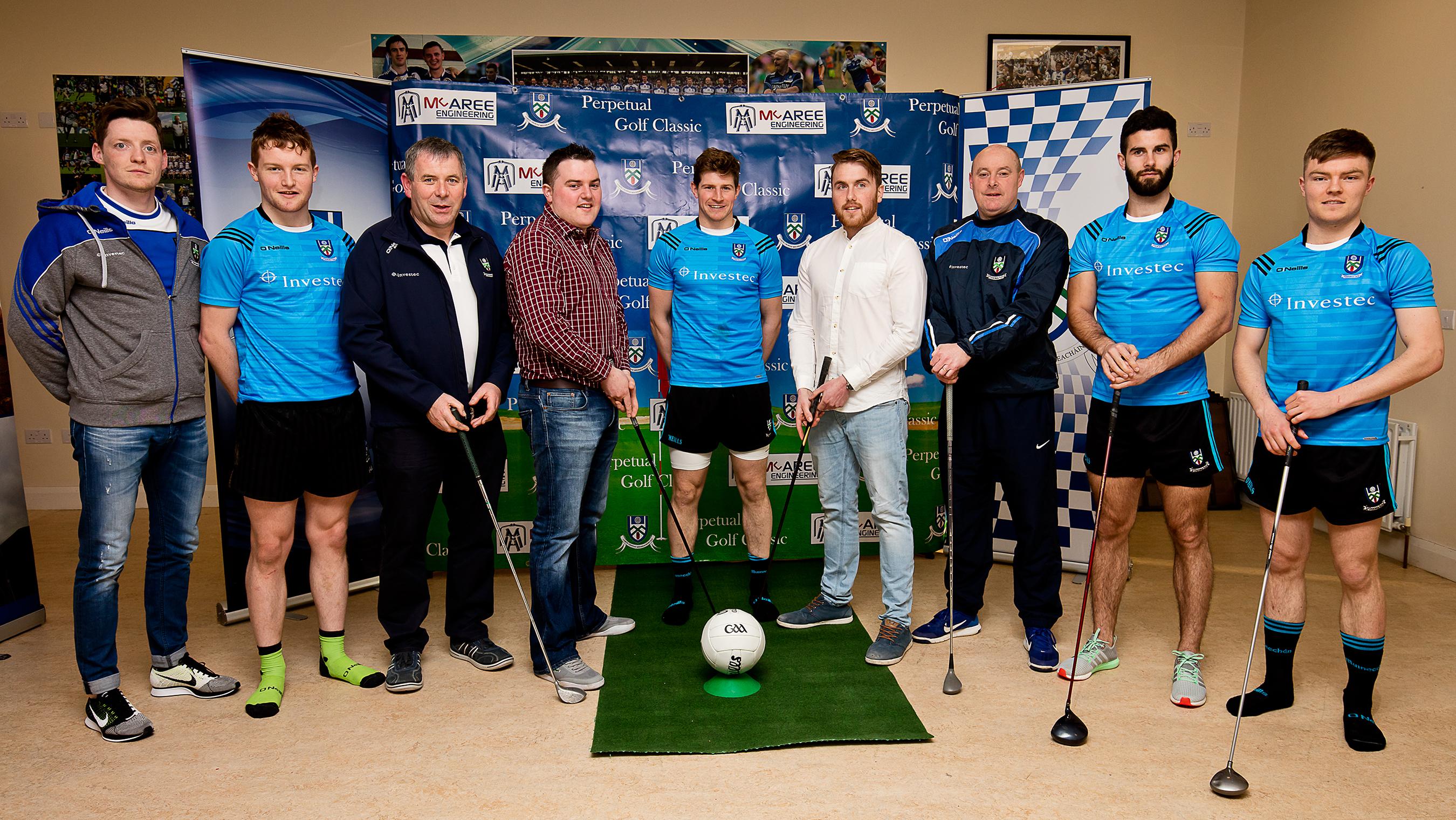 Mc Aree Engineering Monaghan GAA Golf Classic this Saturday