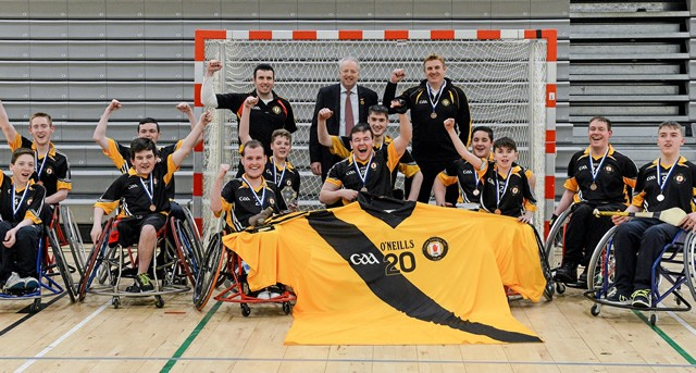 Ulster GAA Wheelchair Hurling Initiative