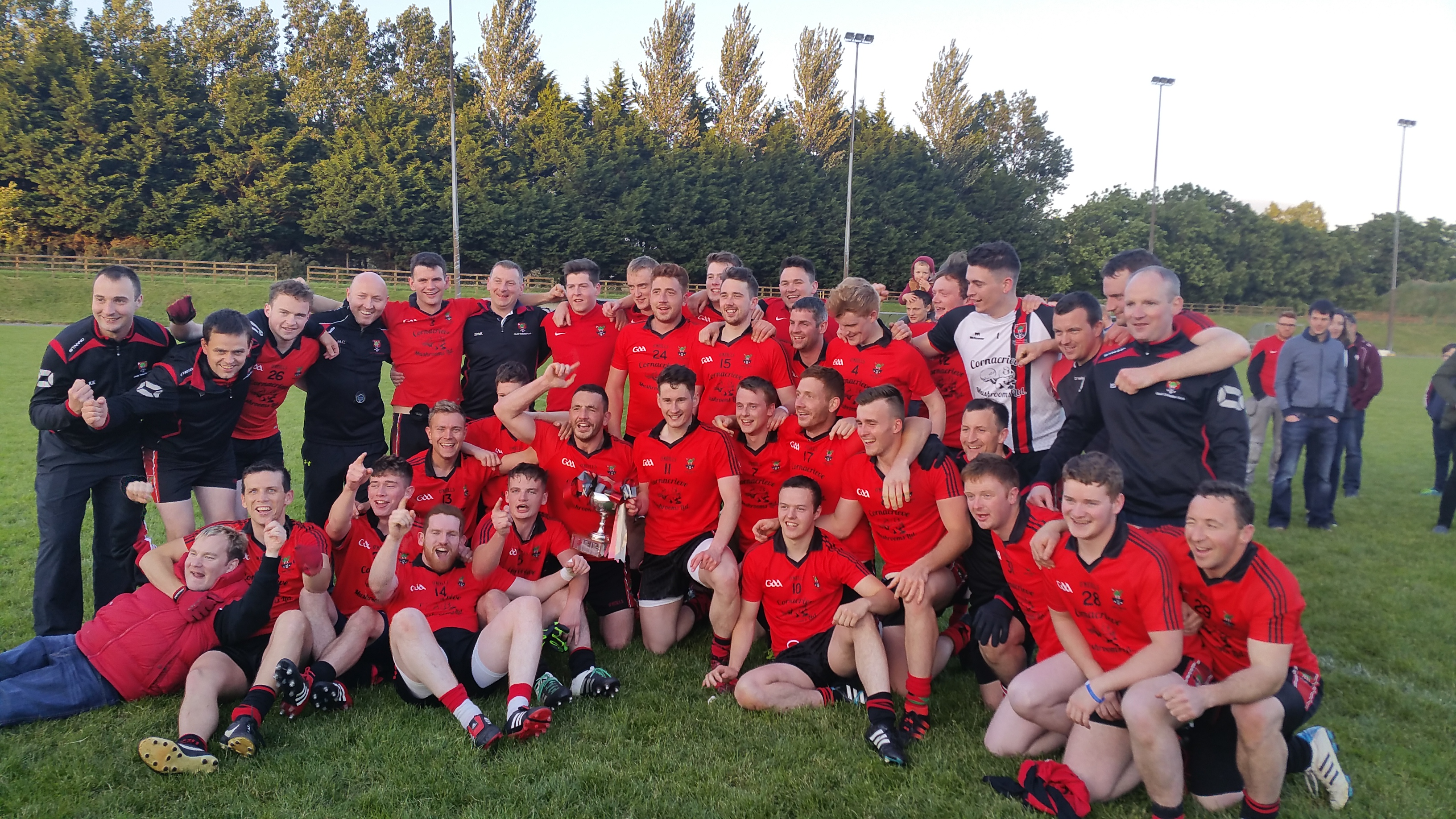Truagh Win O Duffy Cup for First Time