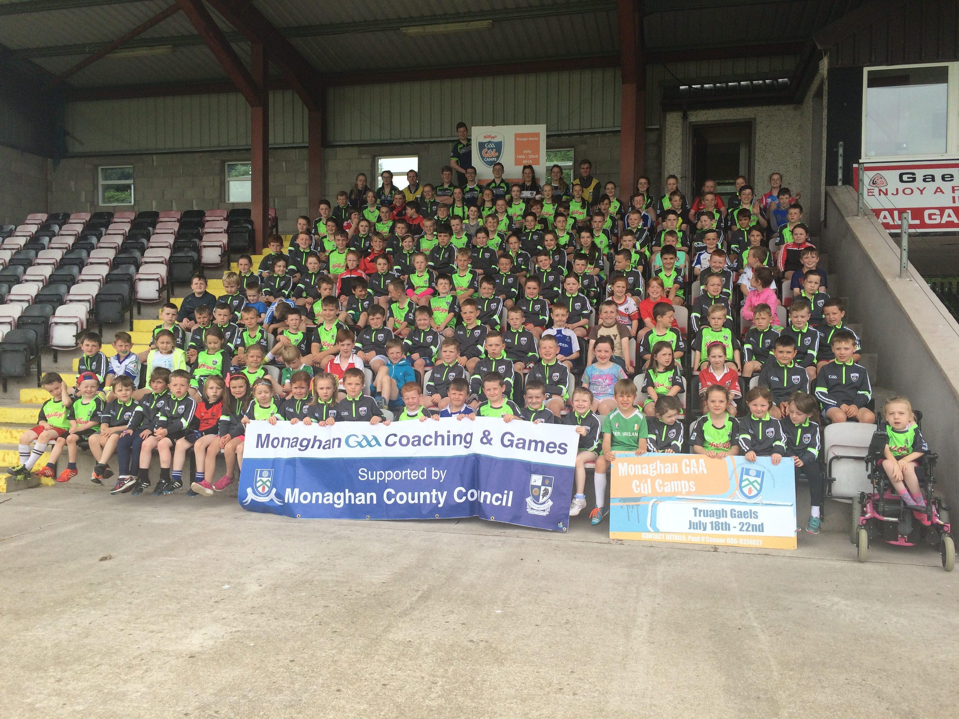 Monaghan Kellogg's Cul Camps – Week 3