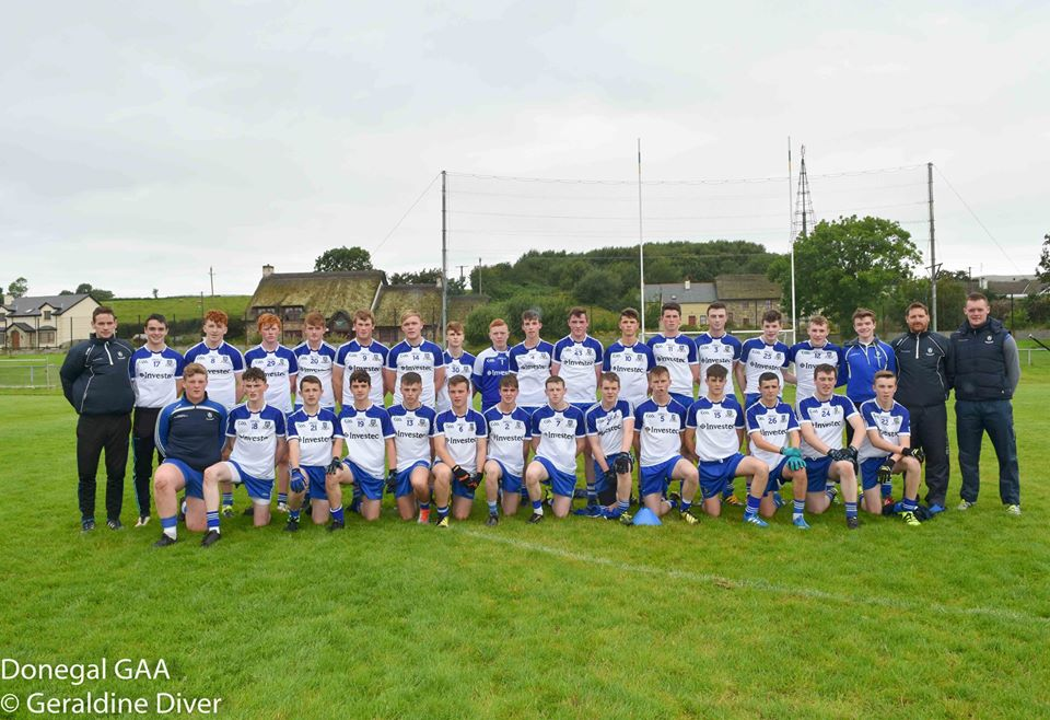 Monaghan draw in exciting Buncrana Cup Final