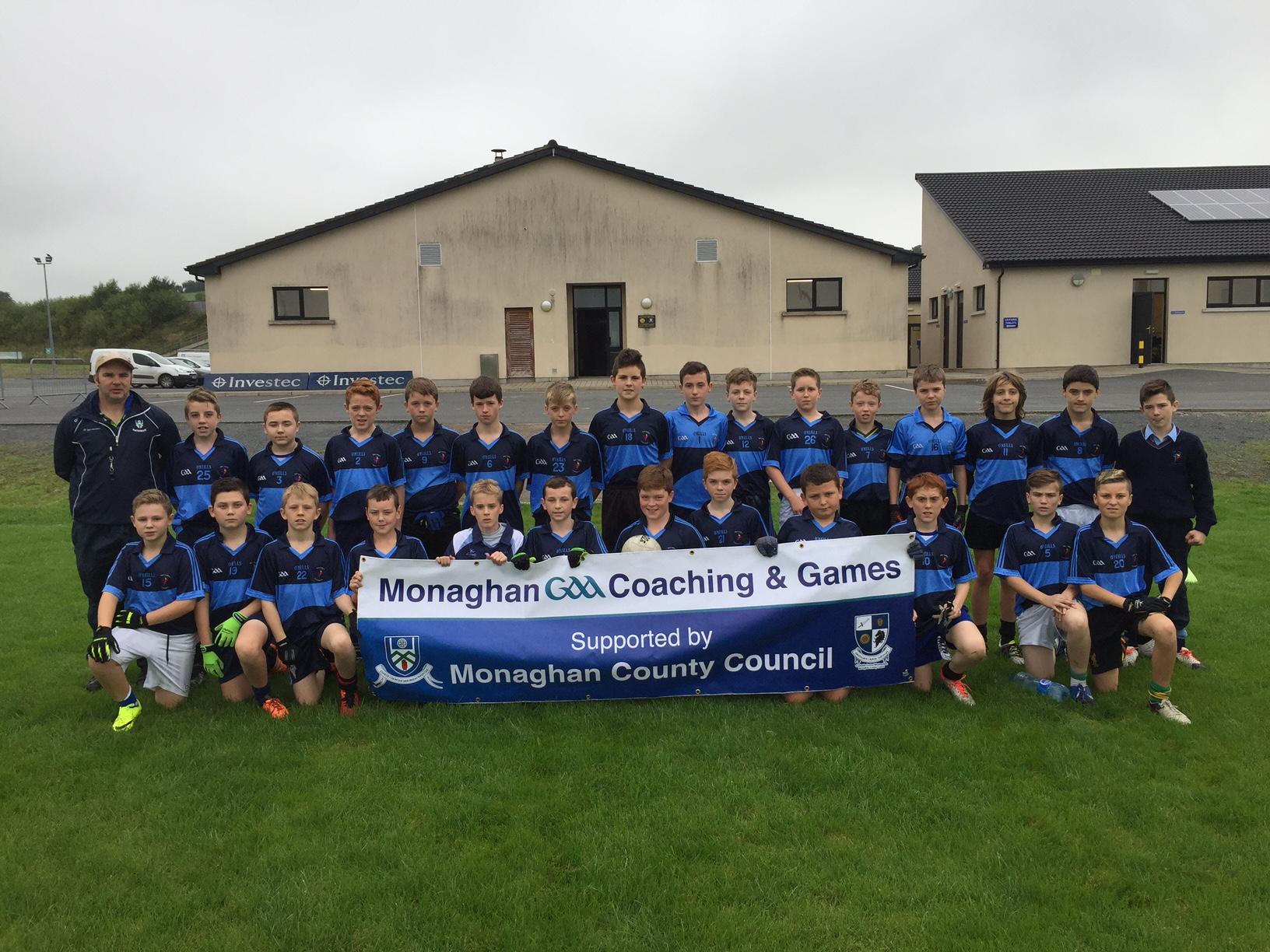 Secondary School 1st Year Boys Football Blitz