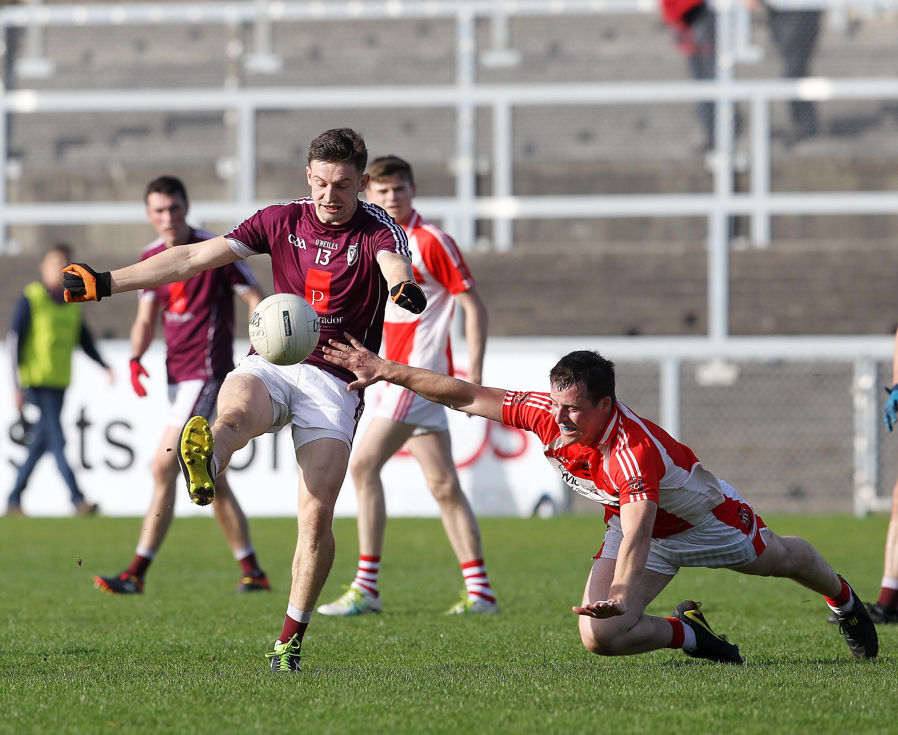 Donaghmoyne Win After Extra Time