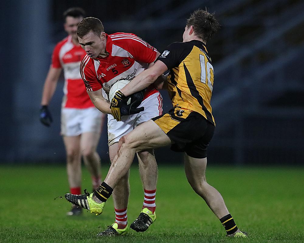 Donaghmoyne denied by impressive Pomeroy