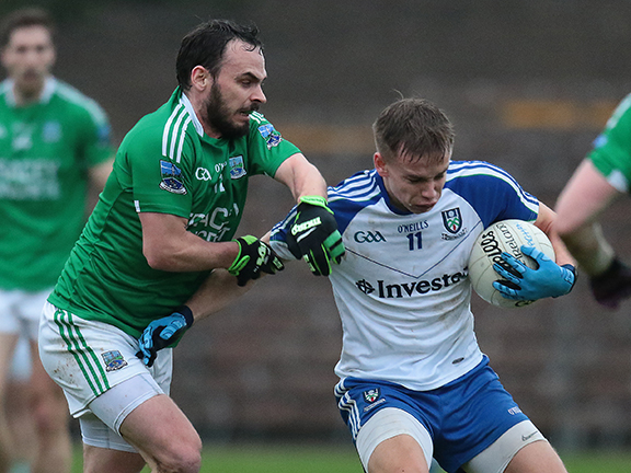 Monaghan start 2017 with a win