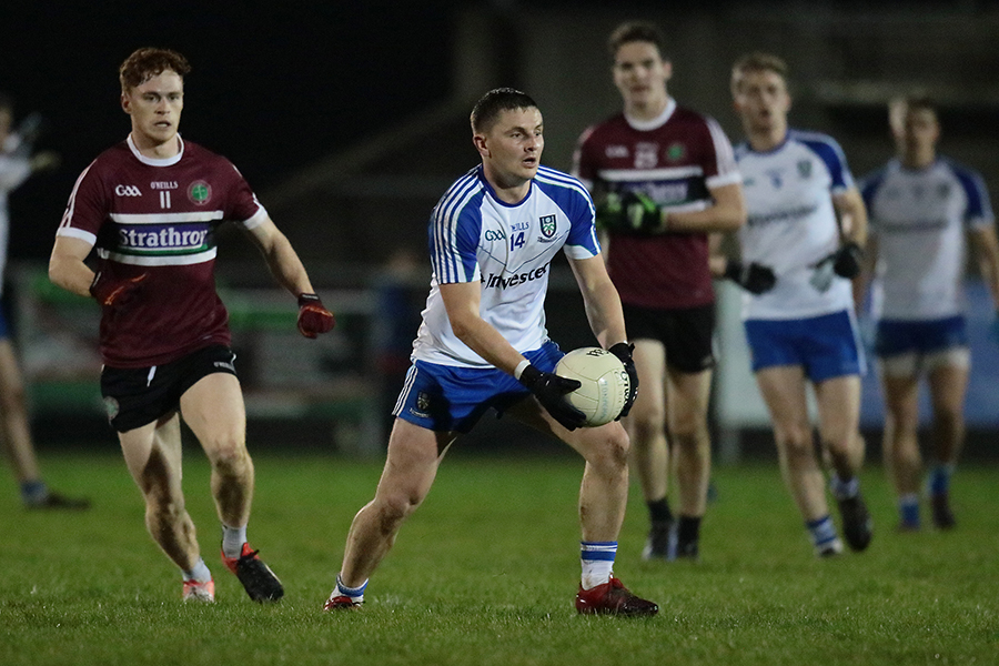 Monaghan earn McKenna Cup semi-final place