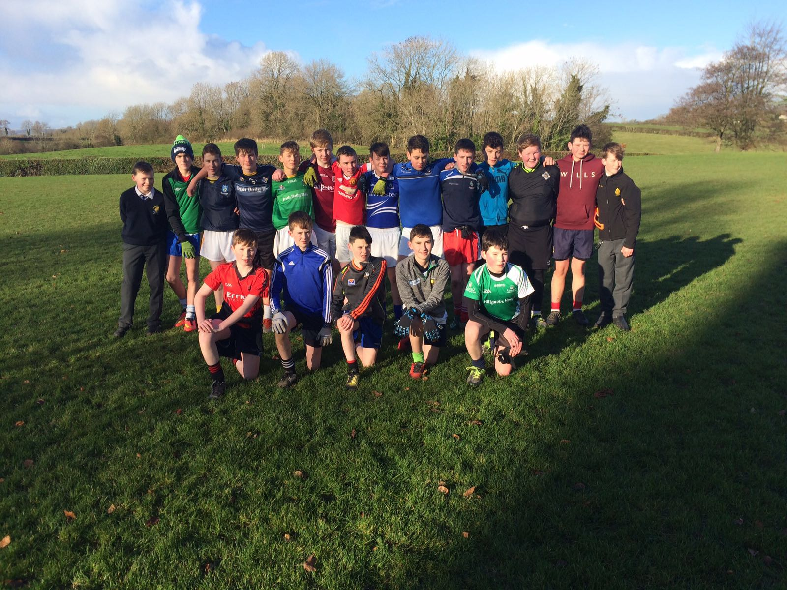 Super Games Centre success in North Monaghan