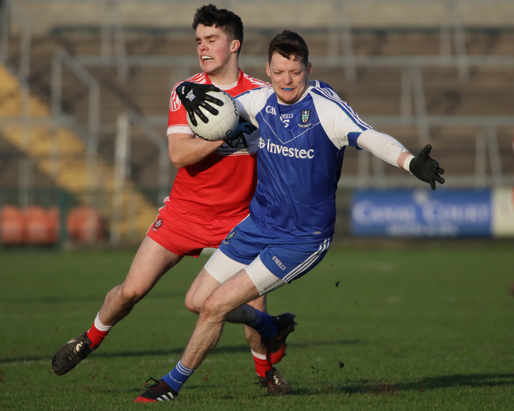 Monaghan exit McKenna Cup