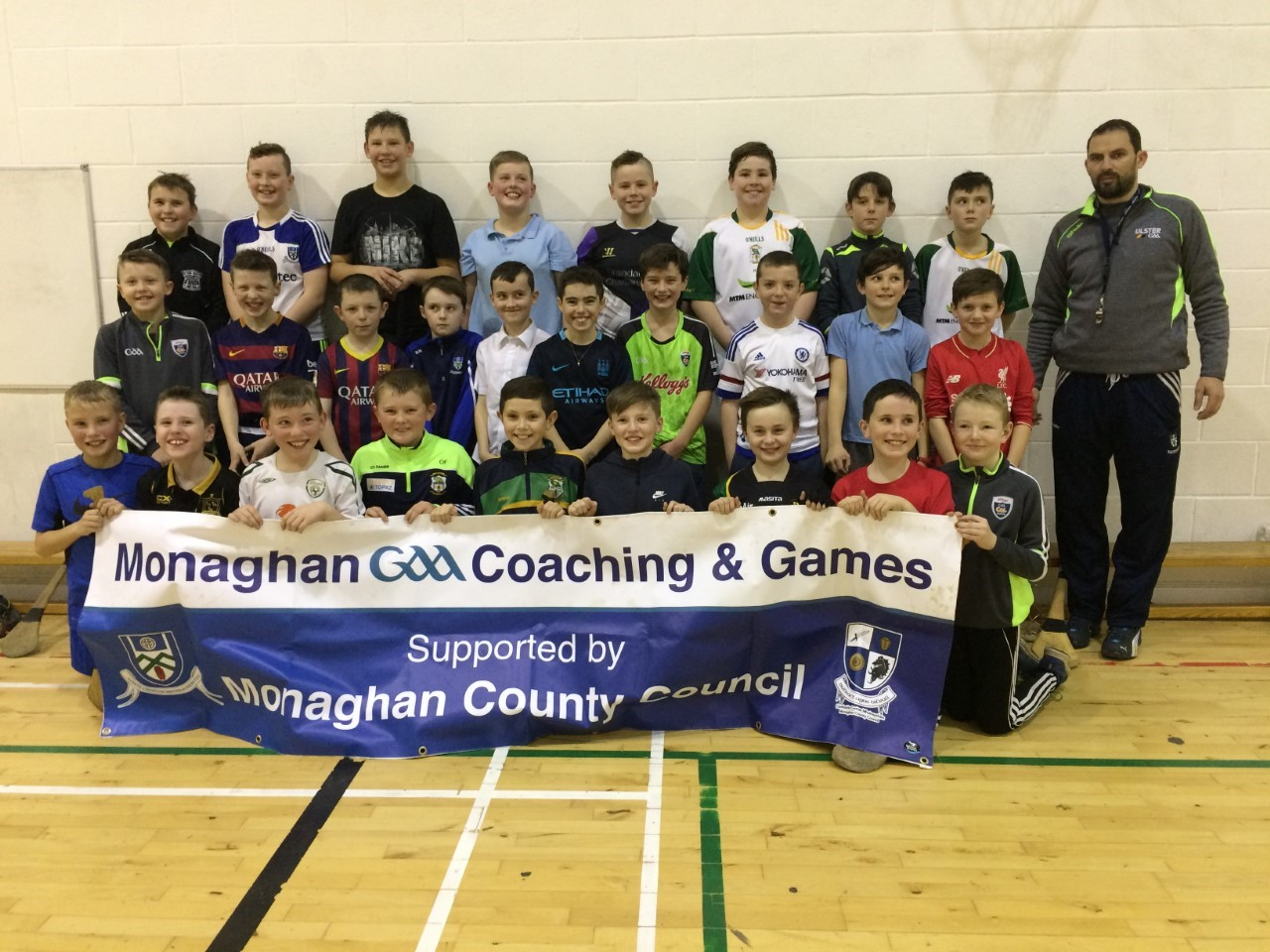 Successful After-Schools Hurling Programme in South Monaghan