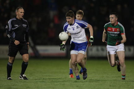 Monaghan win in Mayo