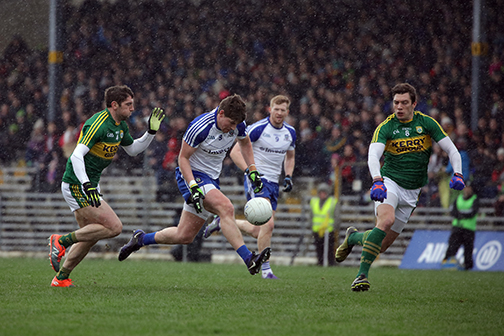 Monaghan edge out Kerry