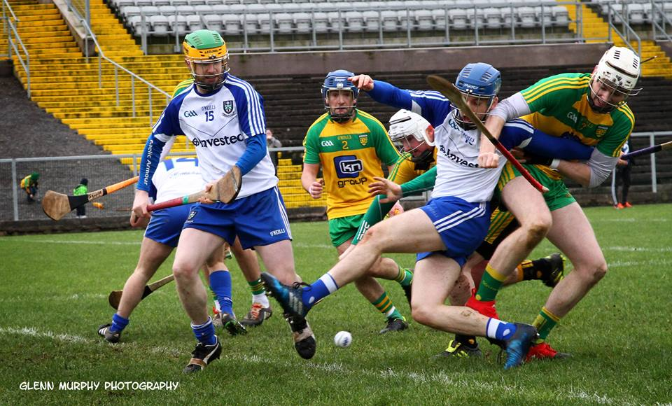 Hurlers make it two in a Row