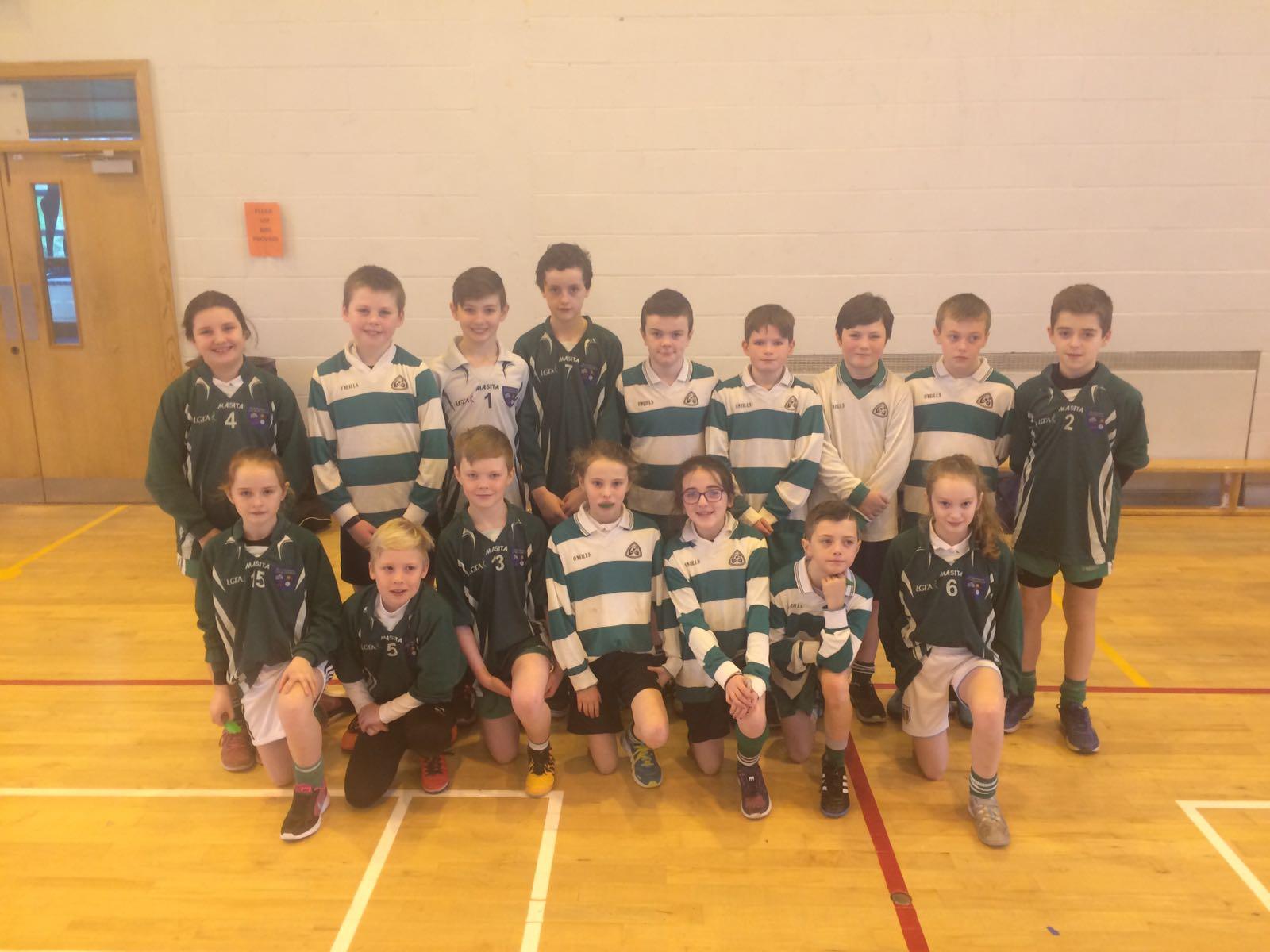 Primary School 5th Class Football League