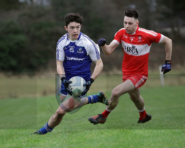 Monaghan win Shamrock Cup