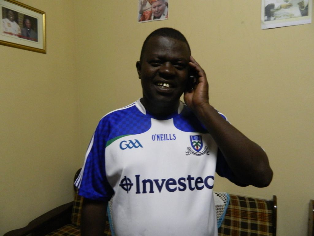 Monaghan Jerseys going to South Africa