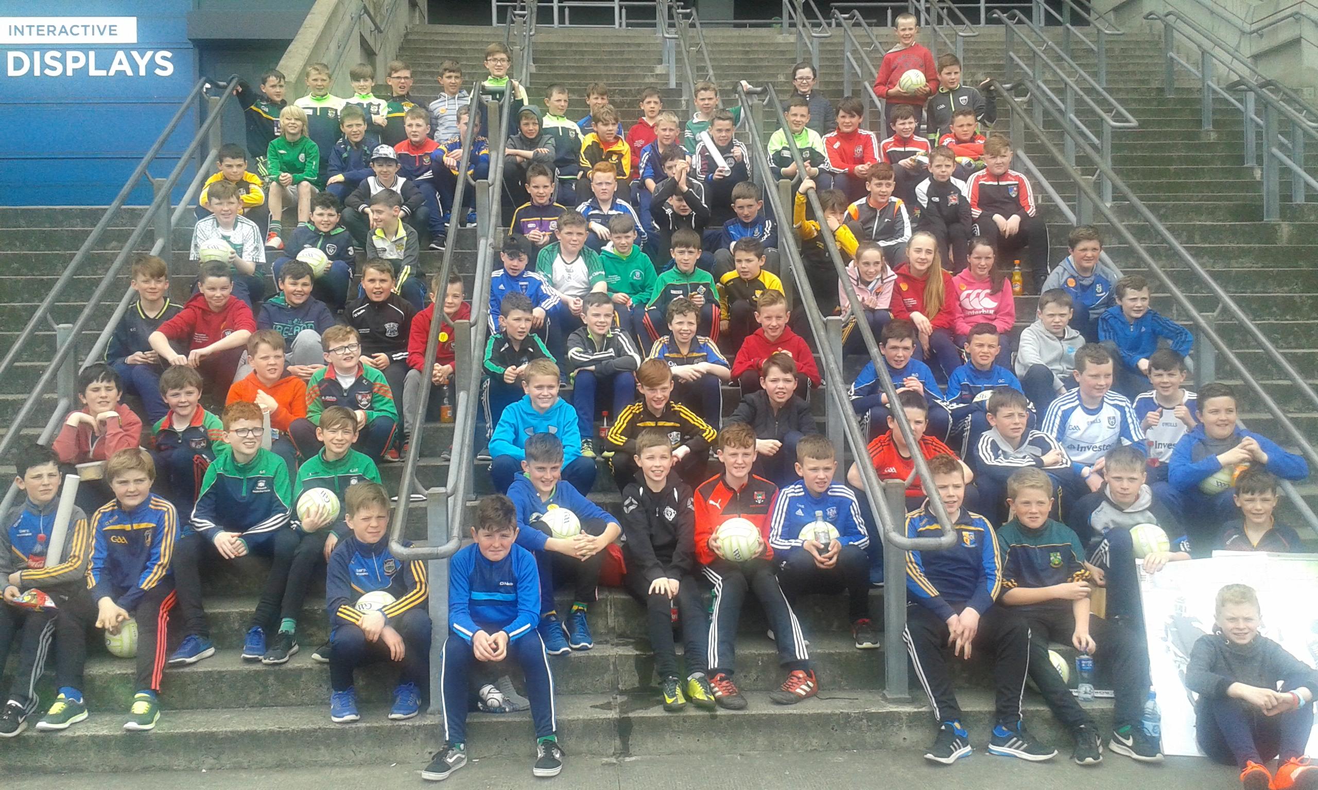 Monaghan GAA Go Games Day 2017