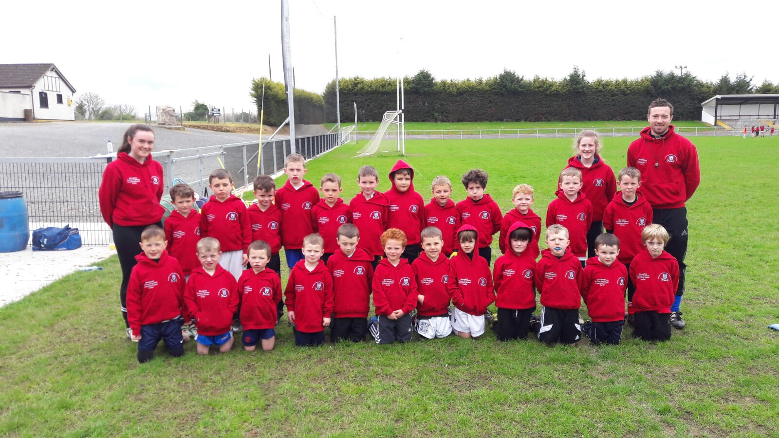 Monaghan GAA Easter Camps a huge success!