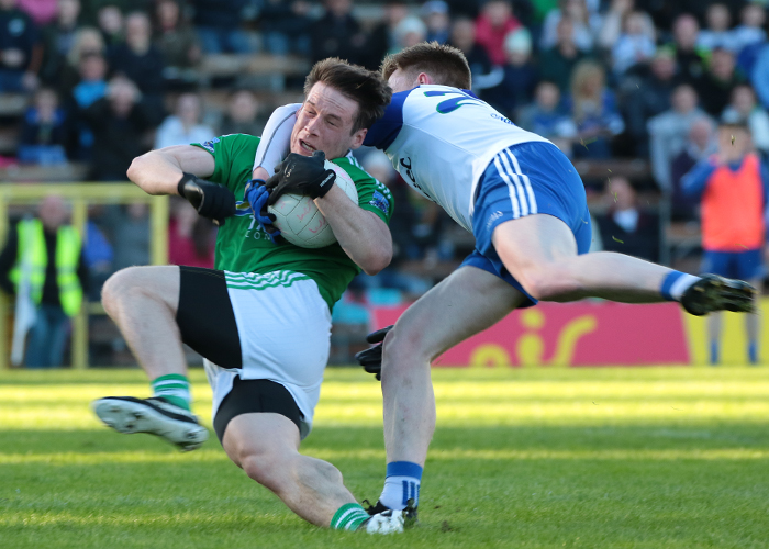SFC: Second-half surge sees Monaghan through