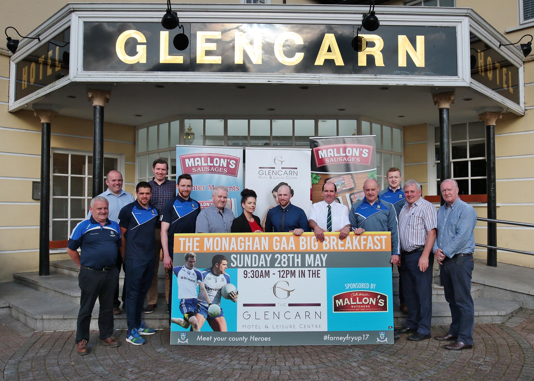 Monaghan GAA Big Breakfast  – this Sunday