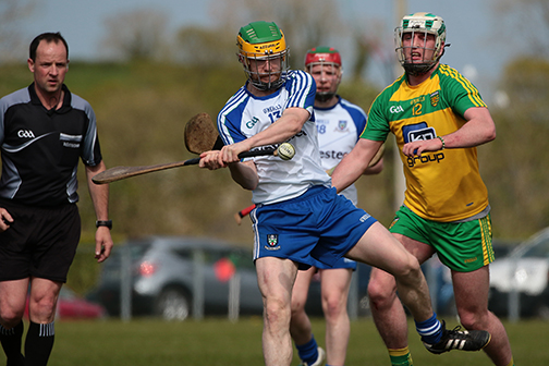 Monaghan into Nicky Rackard Cup semi-finals