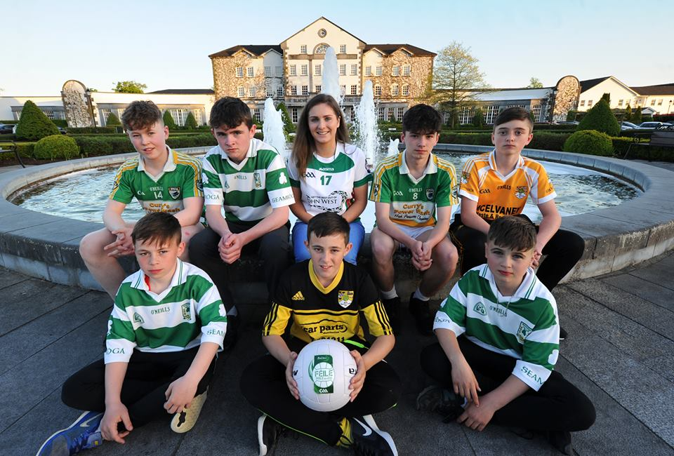 John West Féile Peil na nÓg Launch