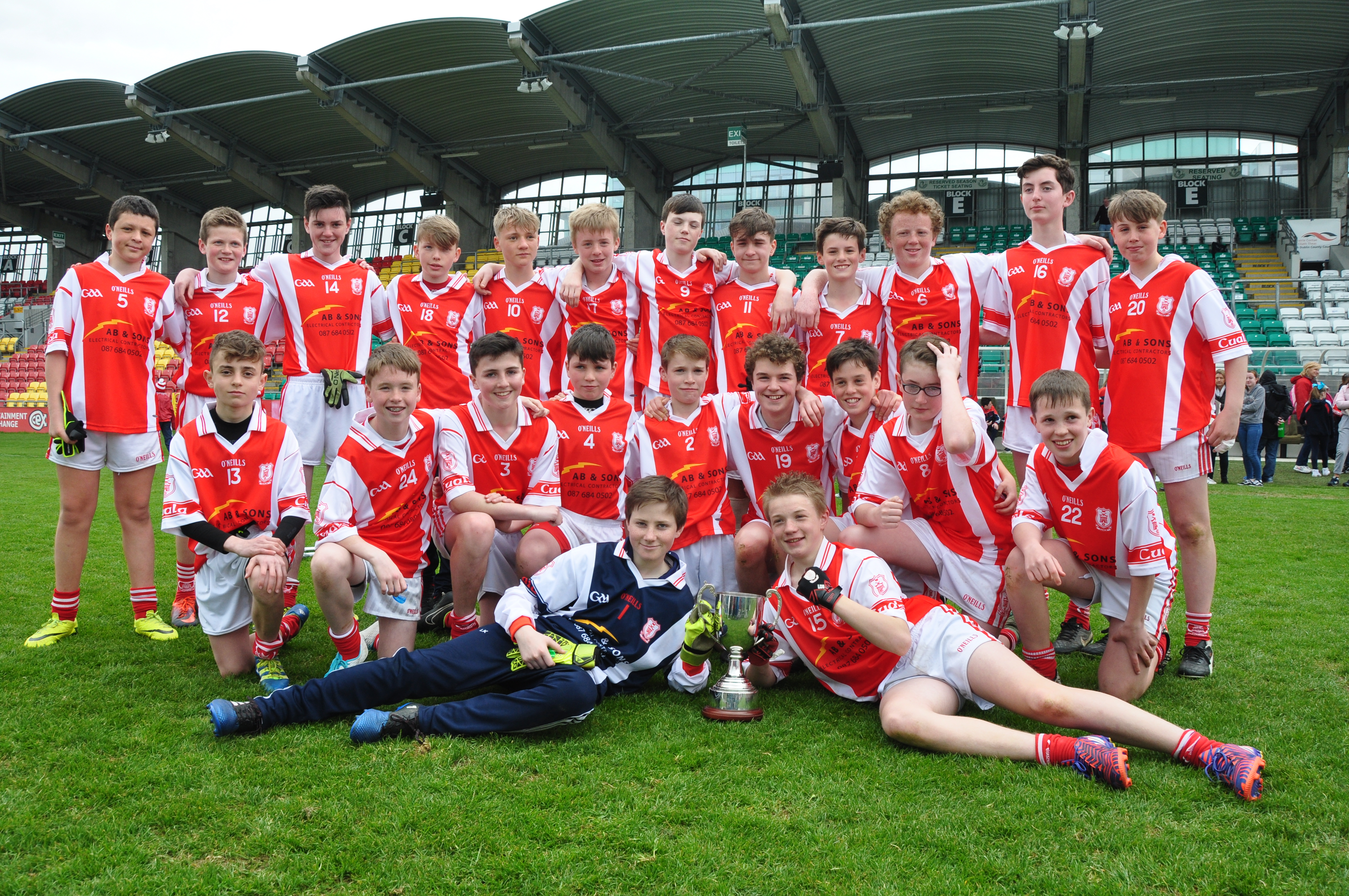 Scotstown welcomes Cuala to Féile