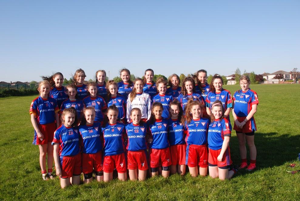 Donaghmoyne Ladies welcome Dunboyne to Féile