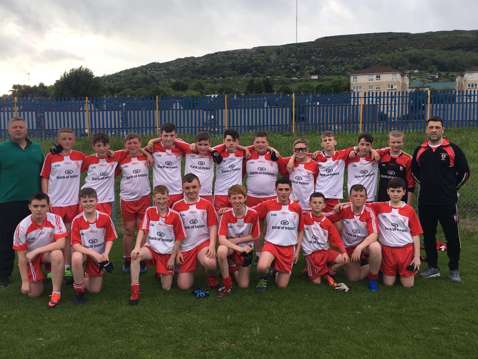 Ballybay welcomes Lámhdhearg  to Féile