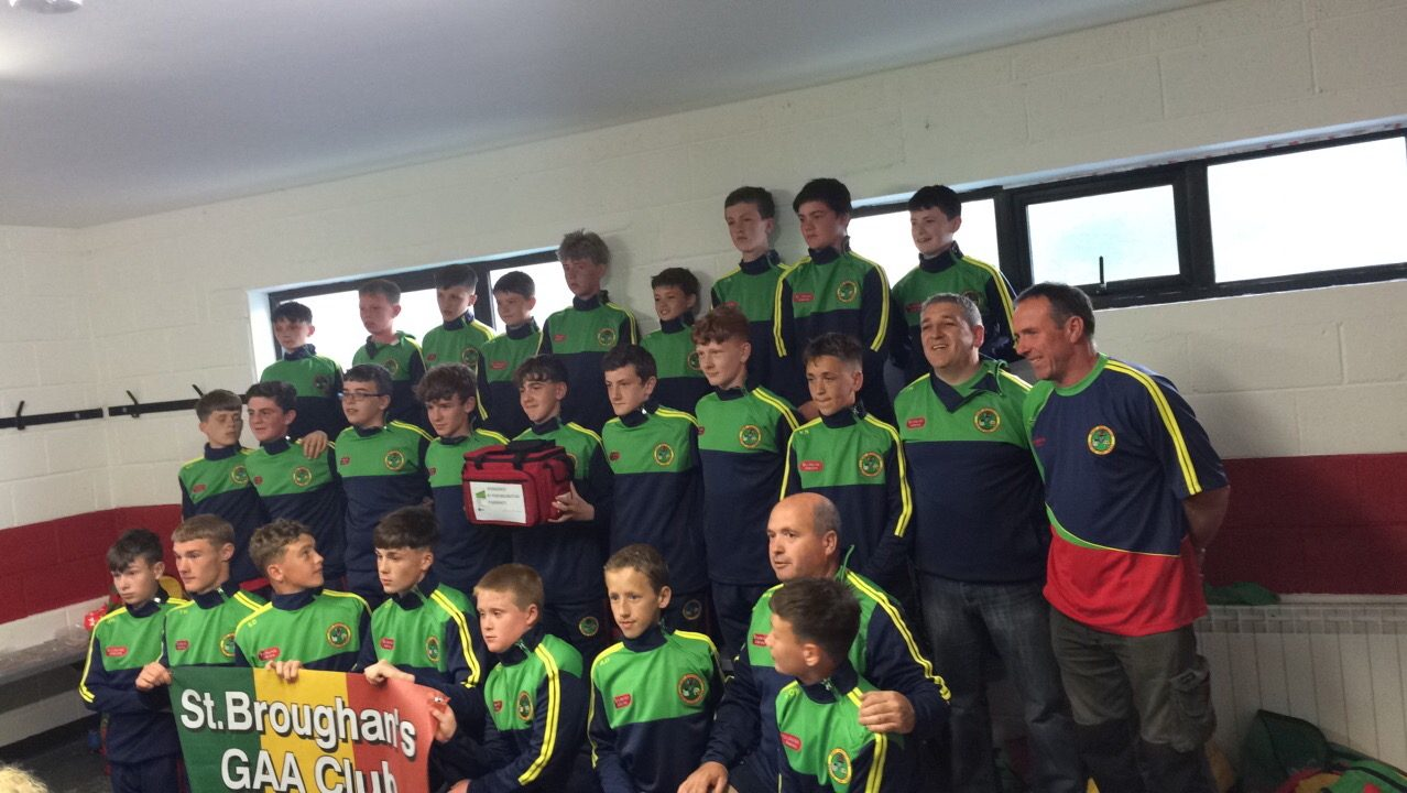 Donaghmoyne Welcome St. Broughan's to Féile