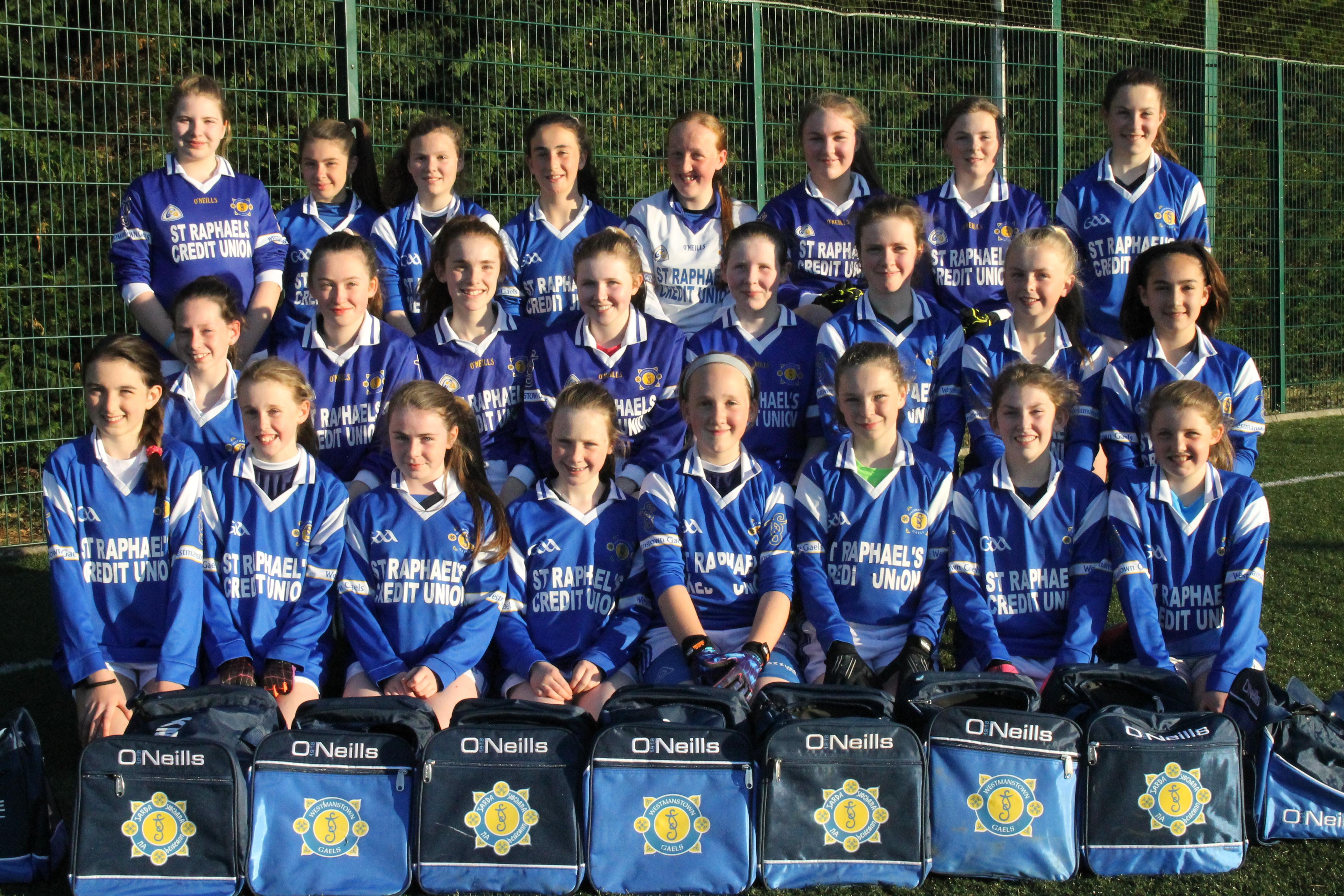 Tyholland Ladies Welcome Westmanstown Gaels
