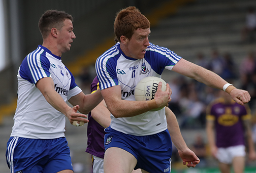 Free-scoring Monaghan see off Wexford