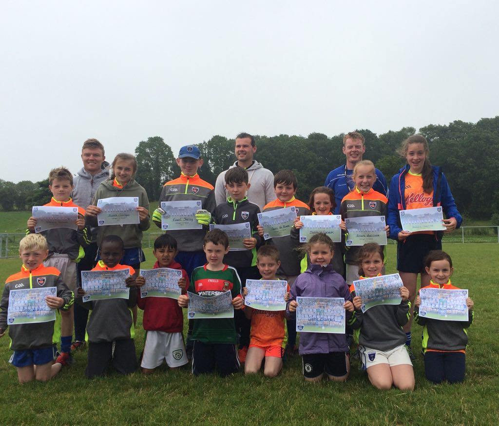 Kelloggs Cul Camps – Week 4 – Latton, Donaghmoyne, Magheracloone, Scotstown and Corduff